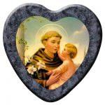 corazón cerámica